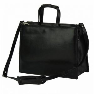 Mens Leather Service Bags