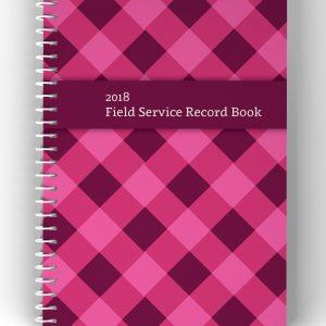 Field Service Record Books